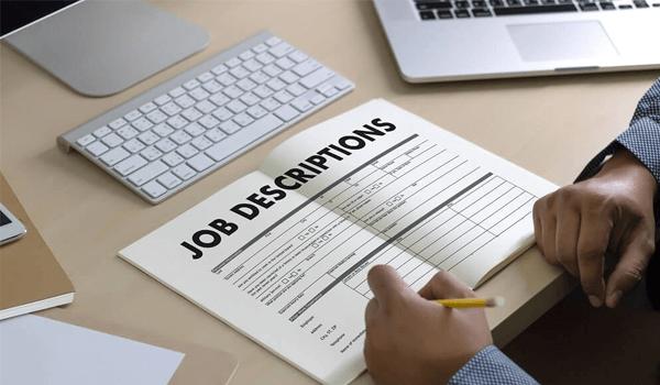 Một bảng mô tả công việc tốt sẽ đảm bảo nhiệm vụ được hoàn thành