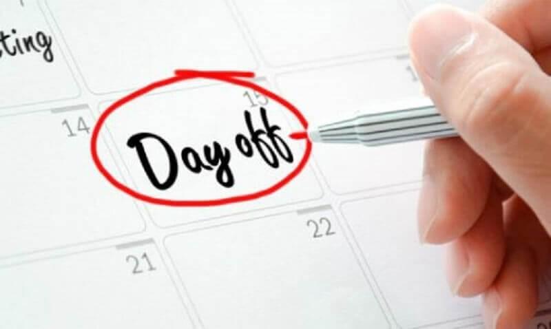 Người lao động được quyền xin nghỉ phép trong quá trình làm việc