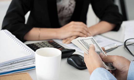 Giấy biên nhận tiền có ý nghĩa quan trọng với những khoản tiền có giá trị lớn