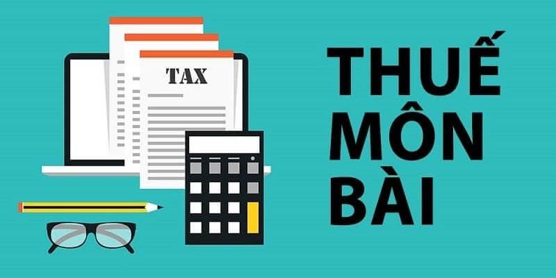 Thuế môn bài là yếu tố mang tính bắt buộc