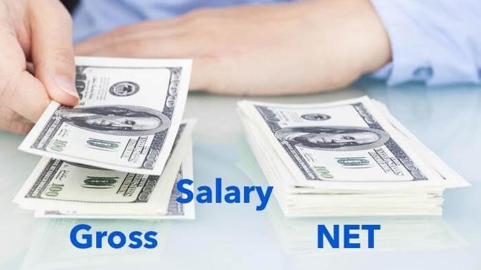 Khái niệm về lương gross