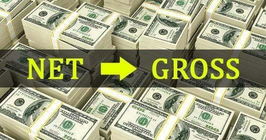 Cách chuyển đổi lương gross sang net và ngược lại