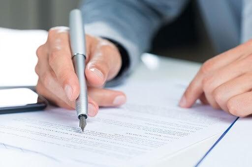Phụ lục của hợp đồng là một dạng bản thảo đặc biệt quan trọng và cần thiết