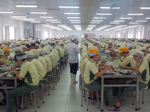 Công ty Re Vup cung ứng suất ăn công nghiệp tại các khu CN Tây Ninh